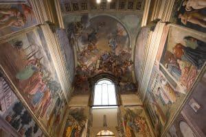 Visitare Firenze - La Cappella Brancacci