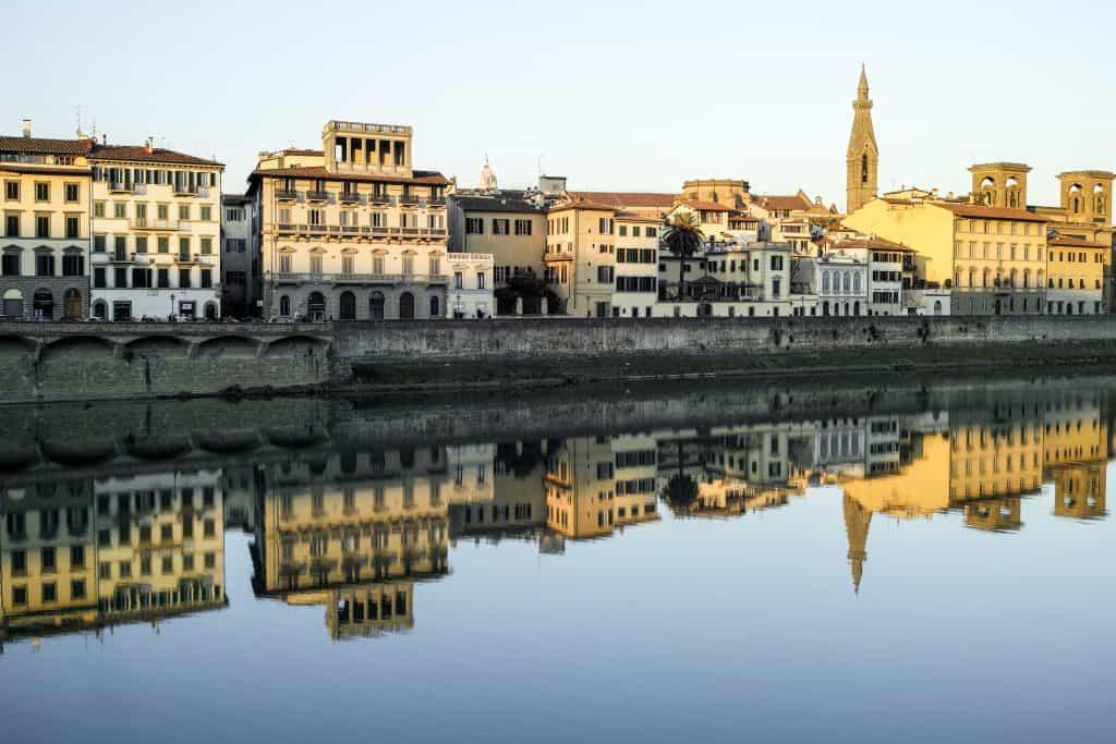 Una passeggiata sul lungarno: tra le cose da fare a Firenze in tre giorni