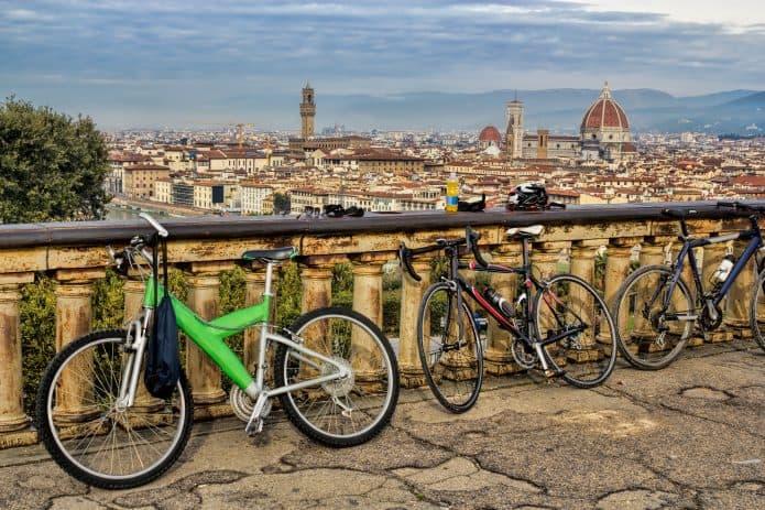 Visitare Firenze in bici - Dove noleggiare la vostra bicicletta