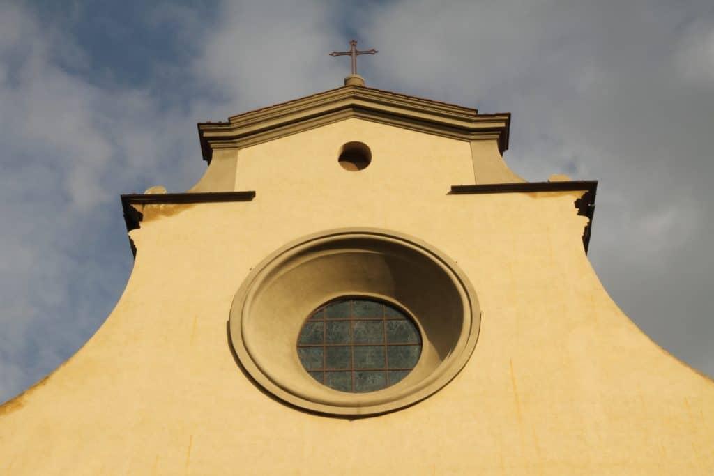 La Basilica di Santo Spirito, nella lista delle cose da vedere a Firenze