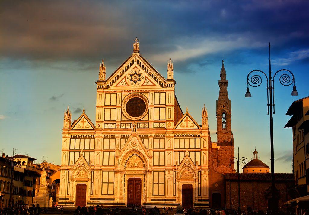 La Basilica di Santa Croce, tappa imperdibile dell'itinerario per visitare Firenze