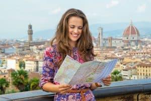 Consigli su come orientarsi a Firenze