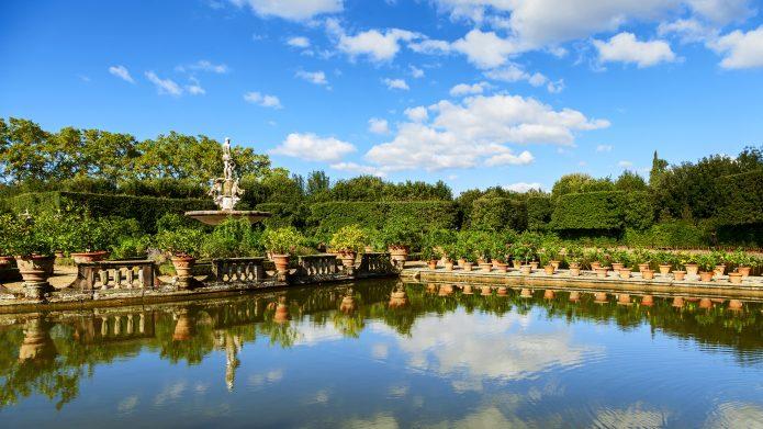 I giardini di Firenze: gli splendidi Giardini di Boboli