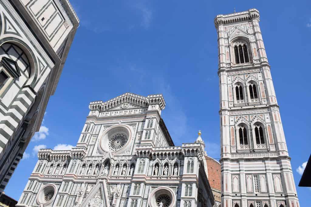Attrazioni di Firenze: Cattedrale de Campanile di Giotto. Biglietti