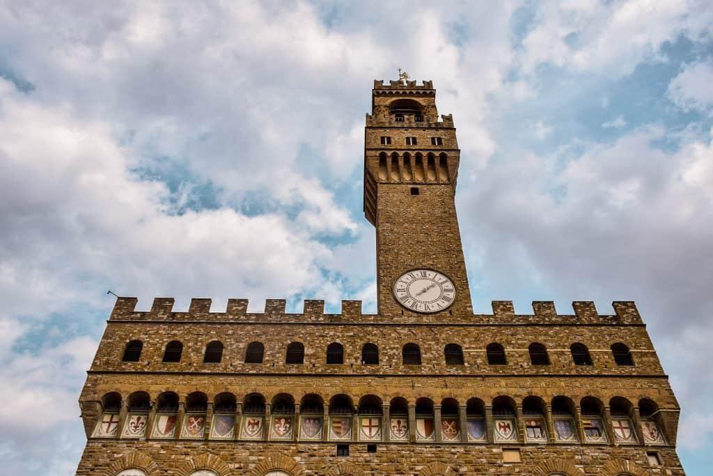 Visitare Firenze: l'imperdibile Palazzo Vecchio