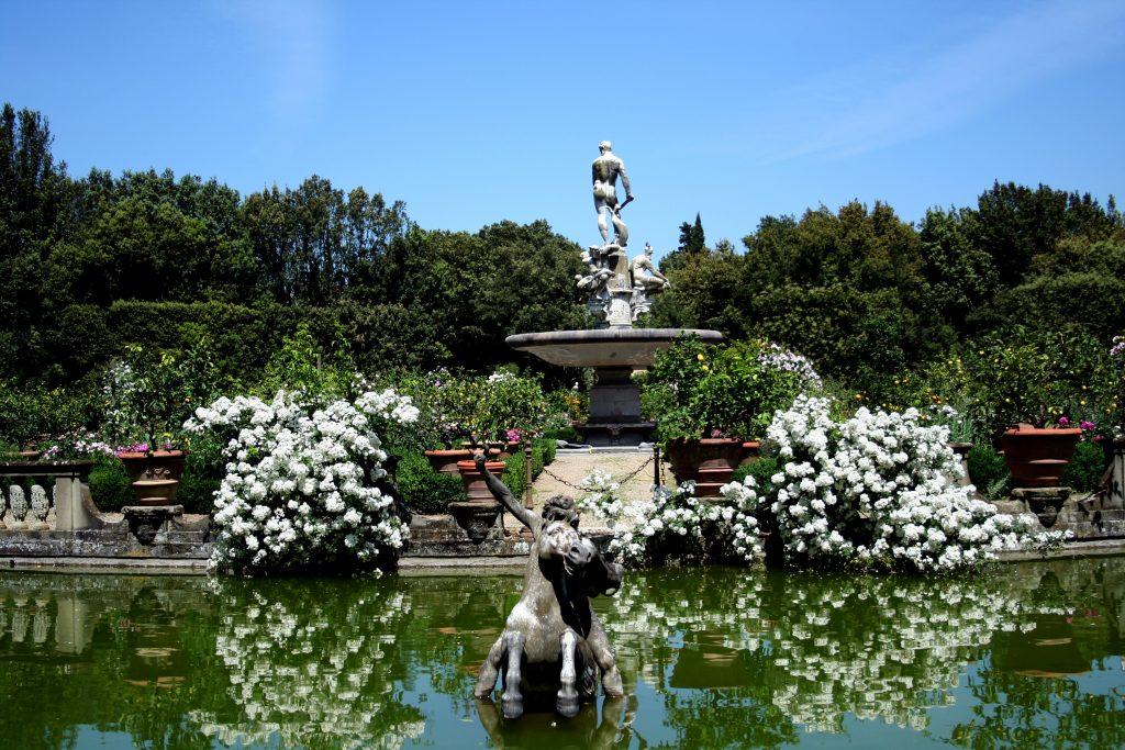 Gli splendidi Giardini di Boboli di Firenze