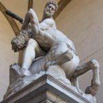visitare Firenze: la Loggia dei Lanzi
