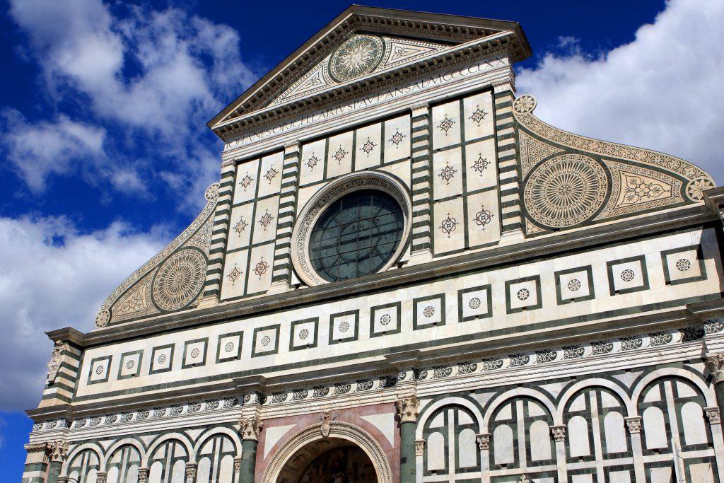 Santa Maria Novella, una delle più belle chiese di Firenze