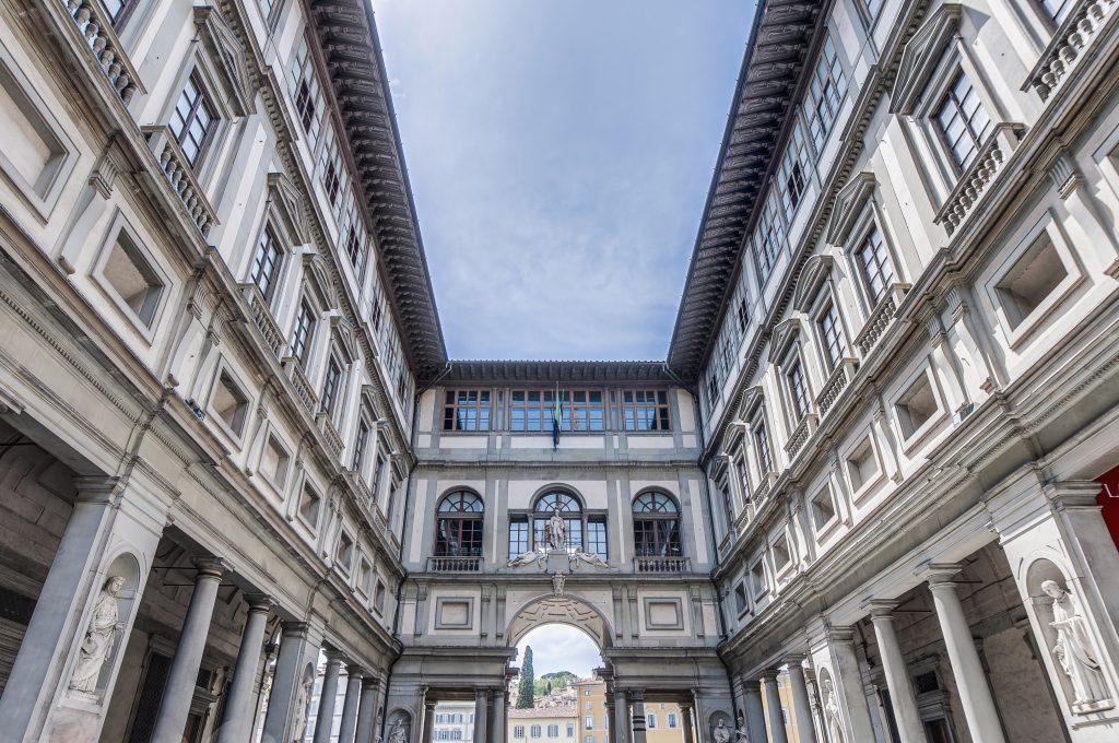 Cosa vedere a Firenze: la Galleria degli Uffizi. Biglietti on line salta coda