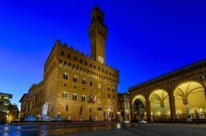 Piazza della Signoria, uno dei posti da visitare a Firenze