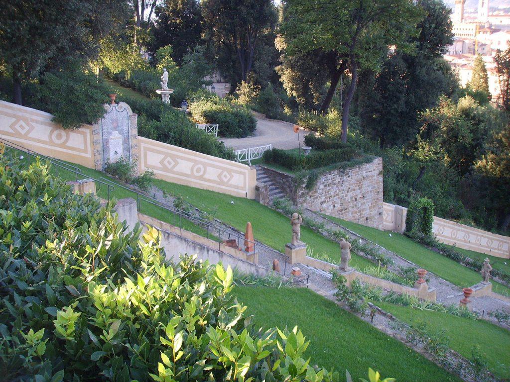 Firenze: Giardino Bardini, tra i principali giardini della città