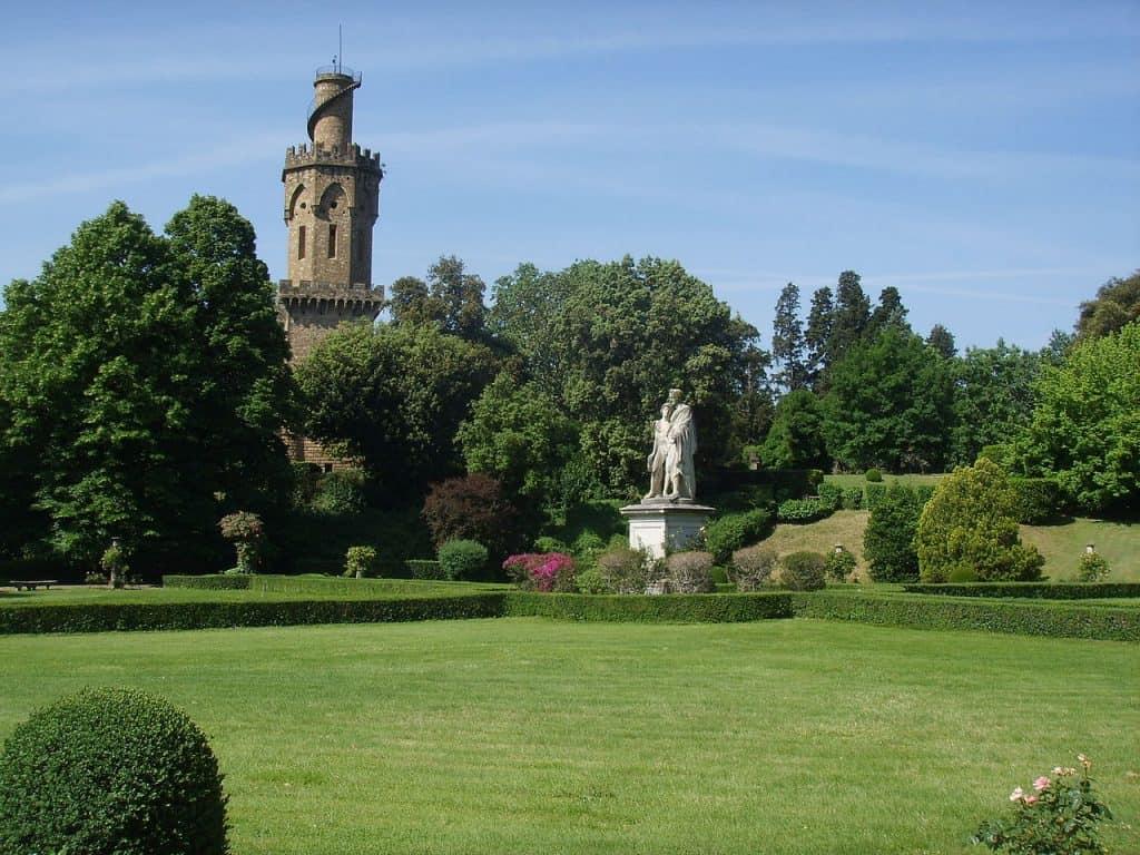 I Giardini Torrigiani, tra le cose da vedere a Firenze