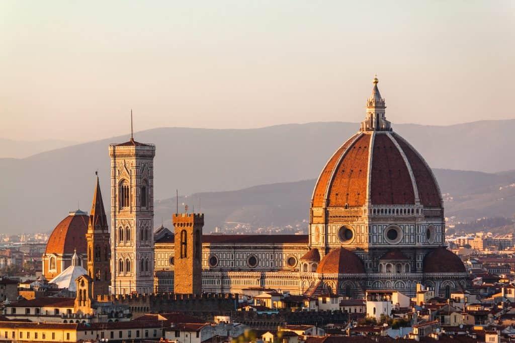 Firenze in 2 giorni con bambini: il duomo