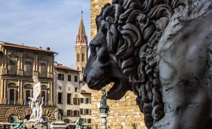 Piazza della Signoria, attrazione da visitare a Firenze in un giorno
