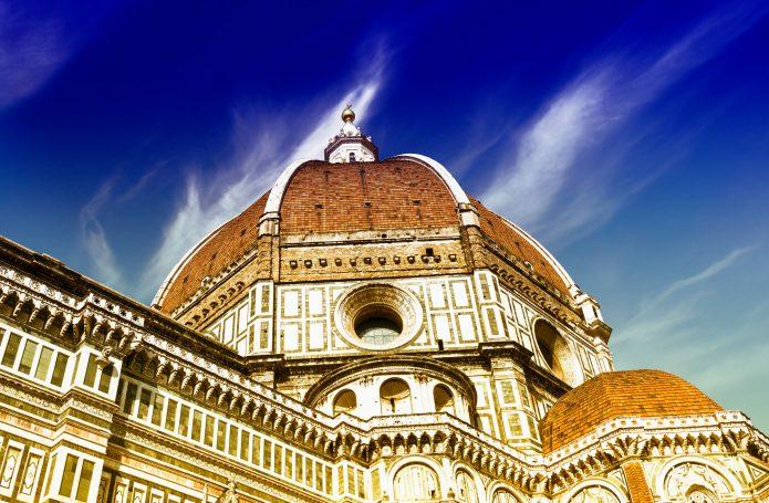 visitare Firenze in un giorno. L'imperdibile cupola del Brunelleschi