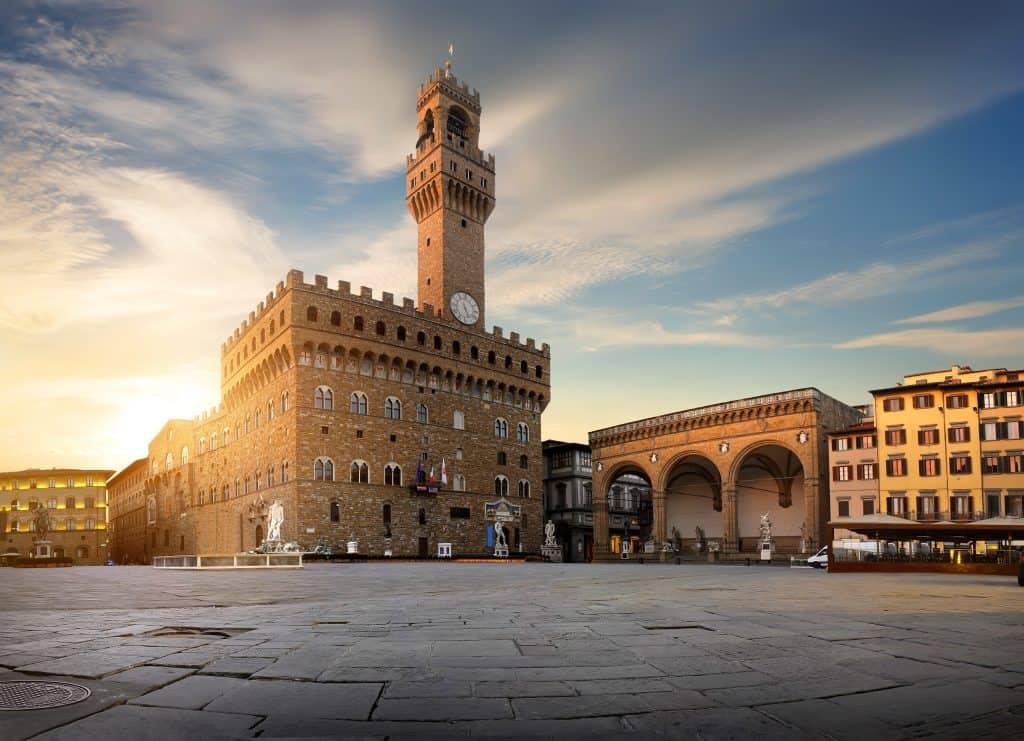 Visitare Firenze in un giorno: l'imperdibile piazza della Signoria
