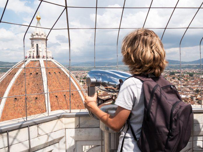Visitare Firenze con bambini. Cosa fare e dove andare