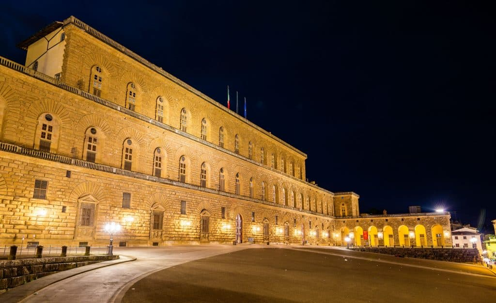 Palazzo Pitti, tappa immancabile degli itinerari per visitare Firenze