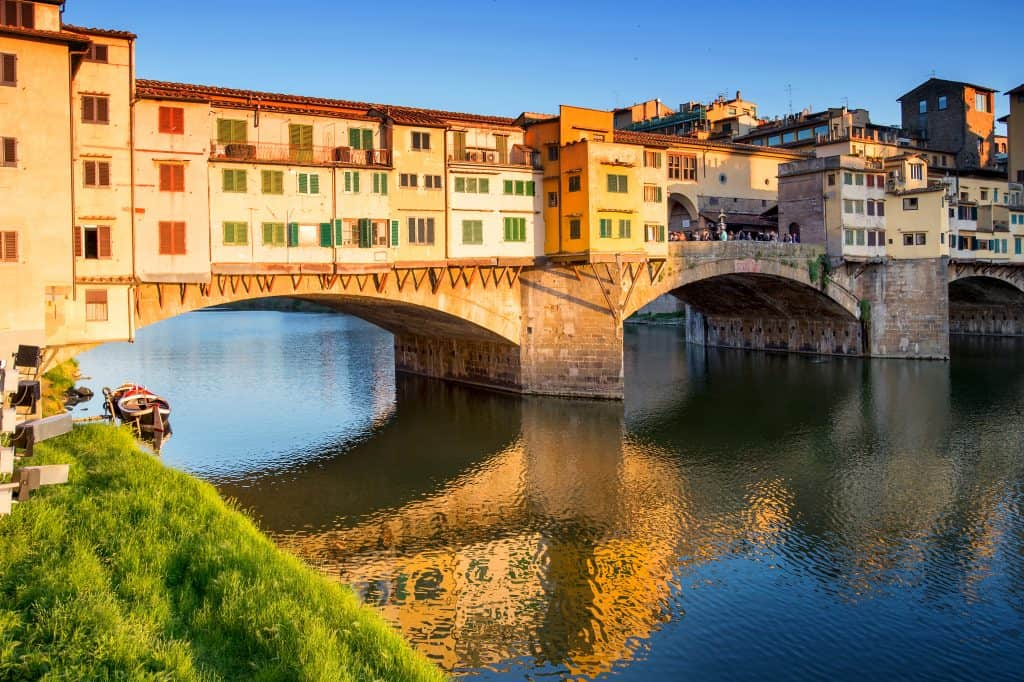 Visitare Firenze in 3 giorni: passeggiare su Ponte Vecchio