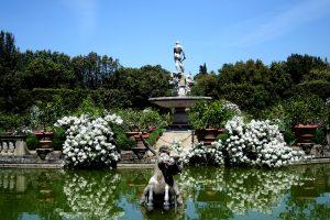 I meravigliosi Giardini di Boboli, da inserire nell'elenco di dove andare a Firenze.