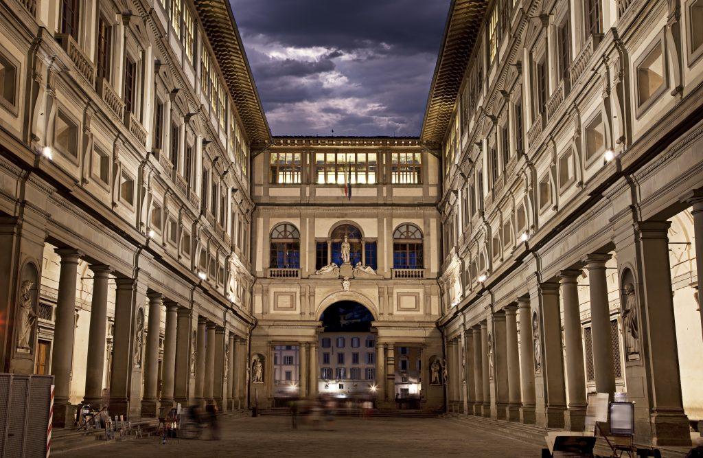 La Galleria degli Uffizi di Firenze. Biglietti on line ingresso prioritario