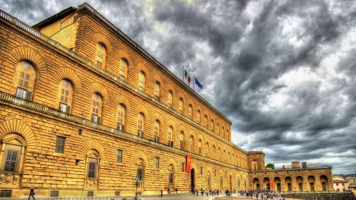 Palazzo Pitti, una delle principali attrazioni di Firenze. Biglietti salta coda