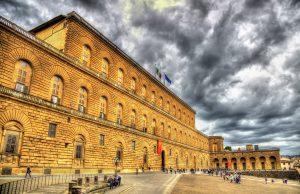 L'imponente Palazzo Pitti a Firenze. Salta la coda! Acquista i biglietti on line
