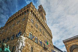 Palazzo Vecchio è da mettere nell'elenco di cosa vedere a Firenze
