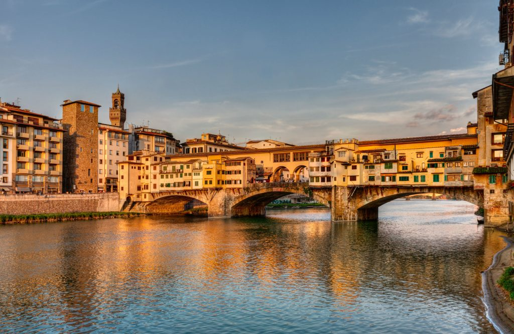 Ponte Vecchio, tra le attrazioni principali della città