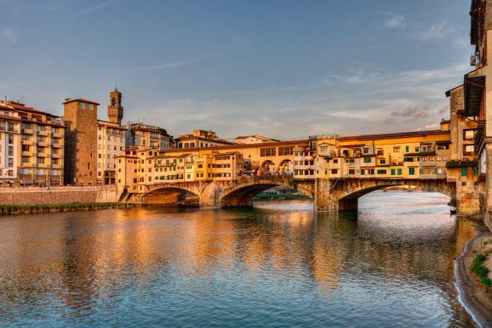 Ponte Vecchio, nella lista di cosa vedere a Firenze gratis in 3 giorni
