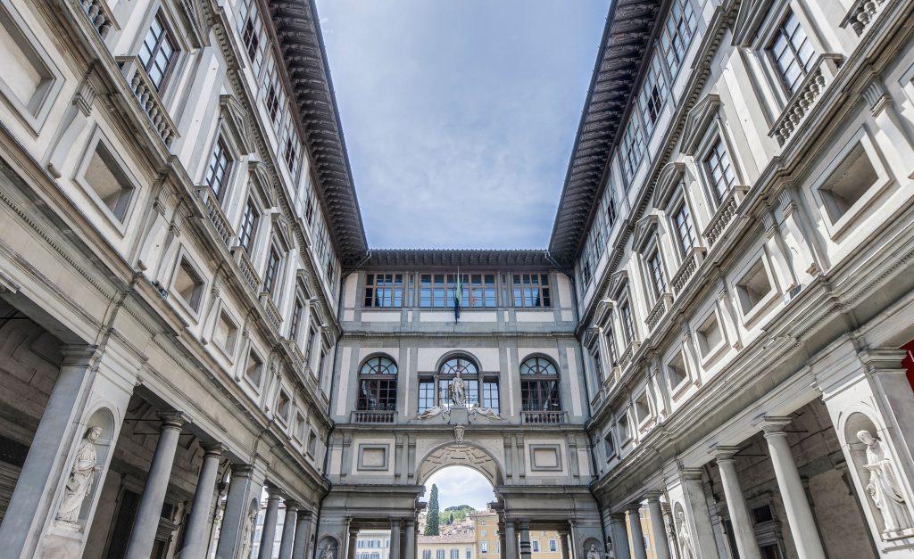 Galleria degli Uffizi di Firenze. Biglietti on line salta coda