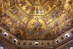Il Battistero di San Giovanni a Firenze, nell'elenco di cosa vedere a Firenze
