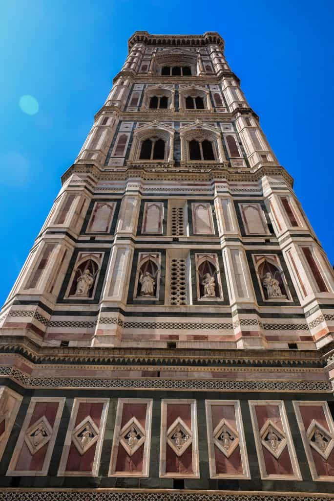 Il Campanile di Giotto - Visitare Firenze in 3 giorni