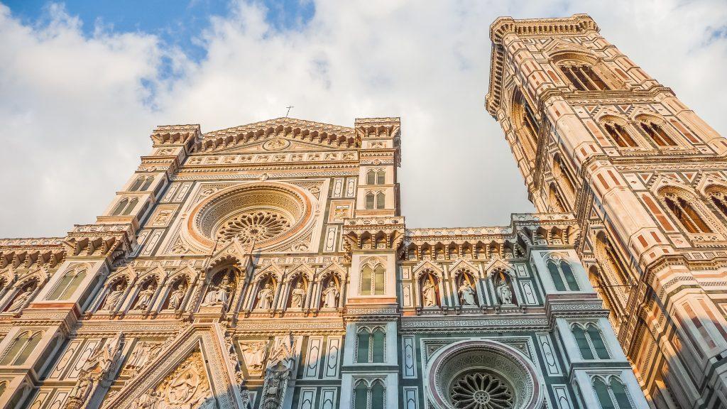 Il Duomo, una della attrazioni principali di Firenze. Biglietti on line salta la coda