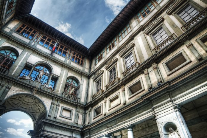 A Firenze con i bambini: biglietti on line per il tour degli Uffizi per famiglie