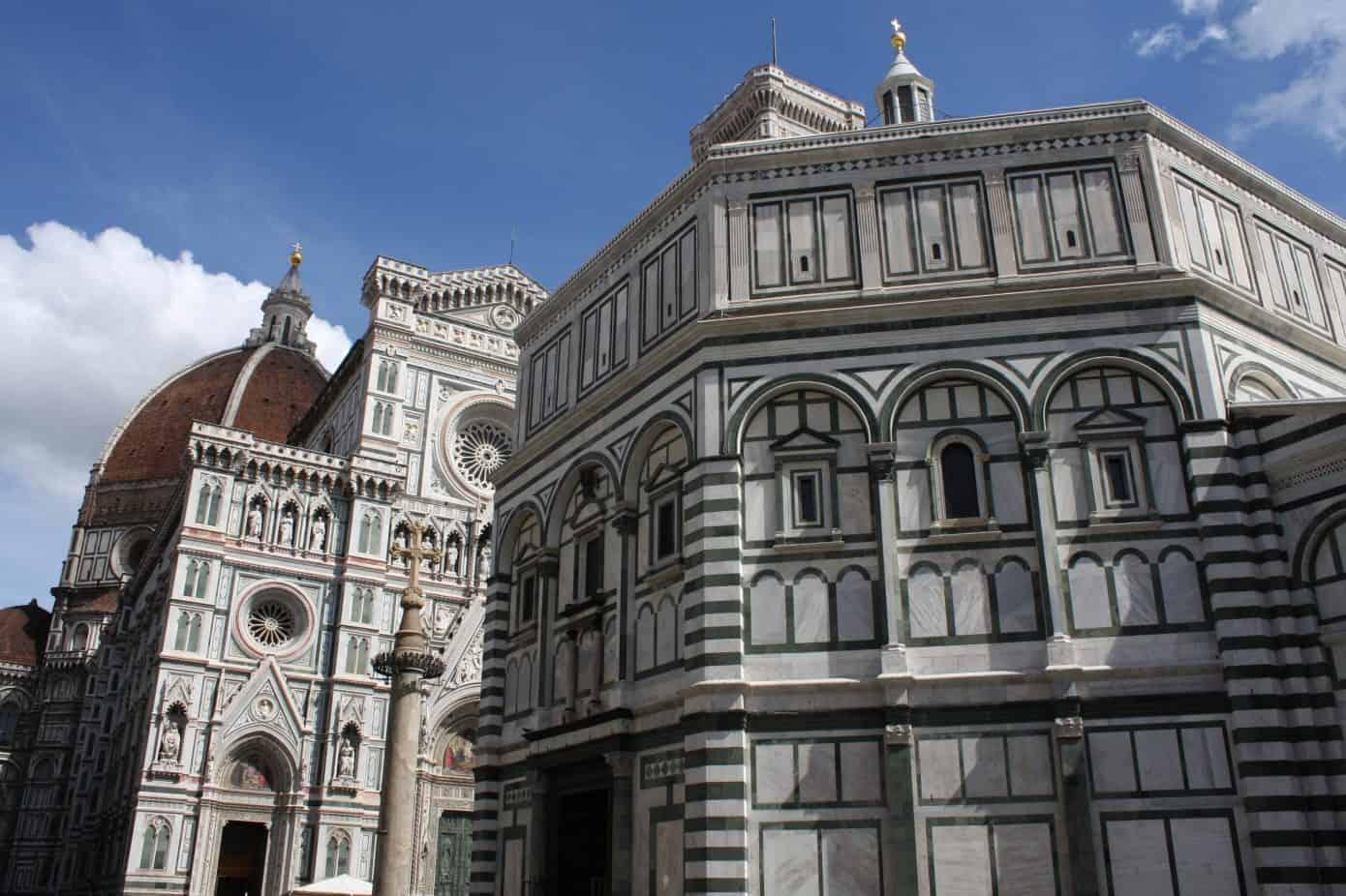 Battistero di Firenze - Cosa vedere a Firenze in 5 giorni ...