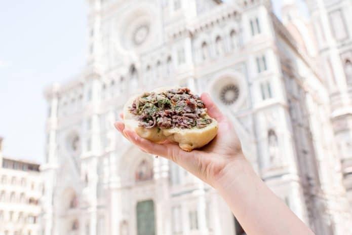 Cosa mangiare a Firenze: il panino al lampredotto