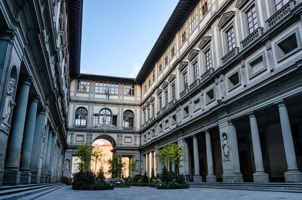 Passare 2 giorni a Firenze- gli imperdibili Uffizi