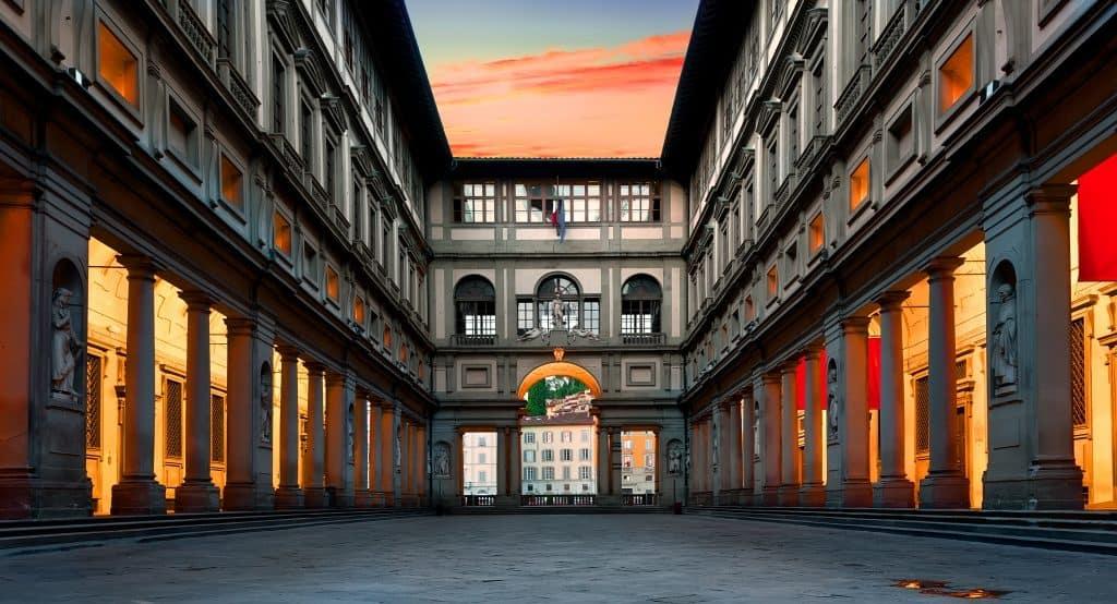 Cosa vedere a Firenze in due giorni: Gli Uffizi